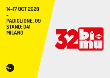 Bimu 2020 Milano - Nitty-Gritty