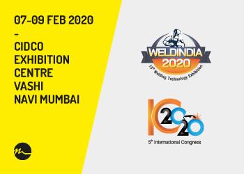 Weld India 2020 Mumbai - Nitty-Gritty